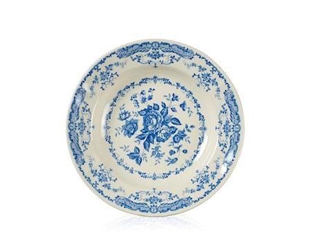 Djuptallrik 23,3cm Camille blå