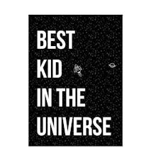 Poster Best Kid