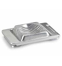 Æggedeler Oval aluminium