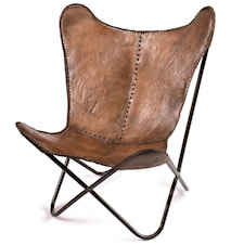 Butterfly chair - Brun