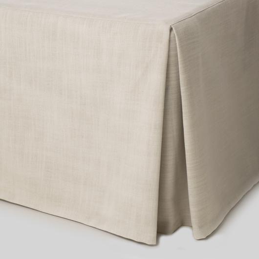 Venezia sängkappa linne - Ivory
