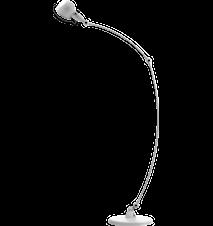 Signal SIC843 Gulvlampe 80+40 cm m. ledning + afbryder