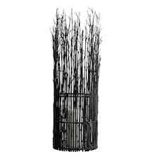Fishtrap Large Lysholder Bambu 65x20 cm - Sort