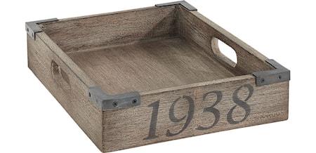 1938 Bricka Java Oak