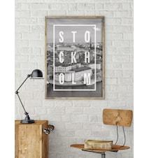Photo stockholm poster