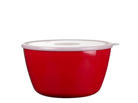 Volumia Förvaringsburk med lock 3,0 l Röd