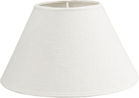 PR Home Empire Lampskärm Lin Offwhite 22 cm