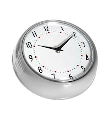 Klocka, silver