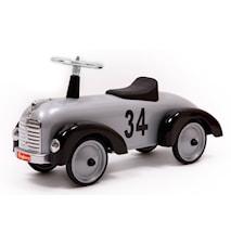 Speedster silver sparkbil