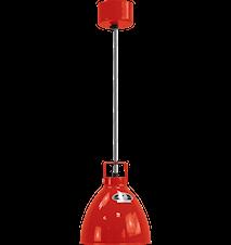 Augustin A160 Taklampa Ø16 cm m. Vitfärgad insida