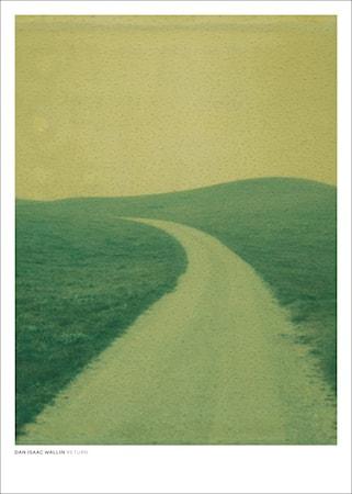 Bild av Dan Isaac Wallin Return poster