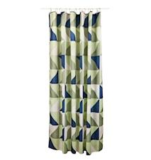 Duschdraperi Grafisk Polyester 180x200 cm