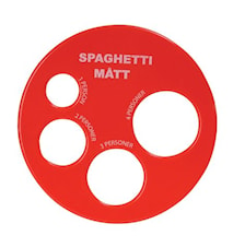 Spaghettimått Osorterade färger