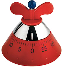 Kitchen Timer Röd