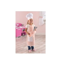 Tasty treats chef accessory set-Pink