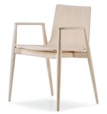 Malmö 395 stol - ask
