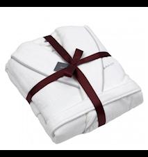 Premium Velour Badrock Present Vit XL