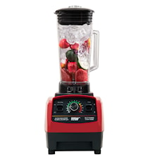 Blender X2,5 Turbo Röd 1800 W 2,5 HK 2,0 L