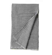 Sjal Grey Cotton