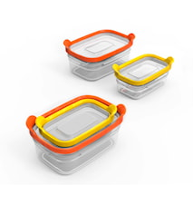Nest Storage Set of 2 Small - Multicolour