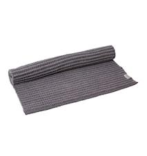 Teppe 70x100 cm, grå