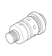 Komplett ventil
