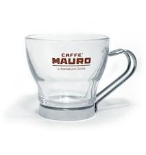 Espressoglas med håndtag