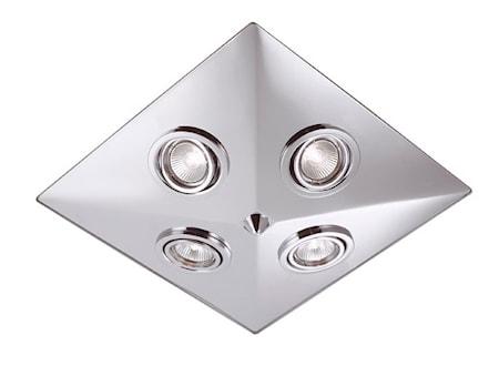 Bild av Markslöjd Pyramid Plafond Krom