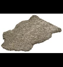 Aussie fåreskind 25 mm/ ca 60x100 cm - Walnut
