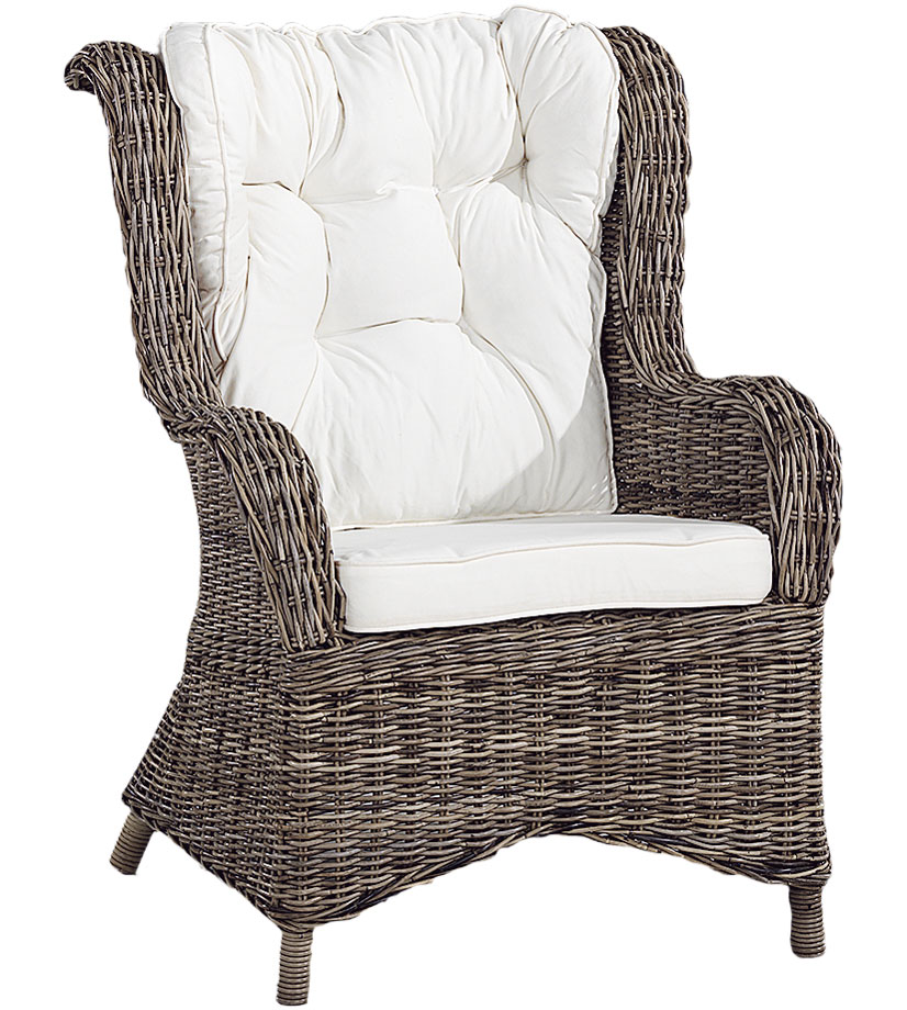 Wingchair inkl. dyna - Kubu Grey