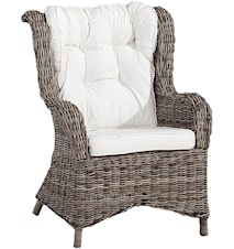 Wingchair exkl. dyna - Kubu Grey