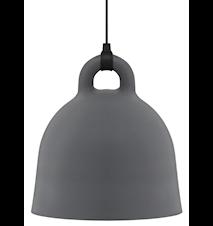 Bell Lampe Grå L