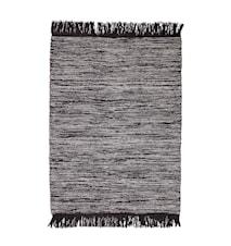 Gulvtæppe Wool Grey 200x140 cm