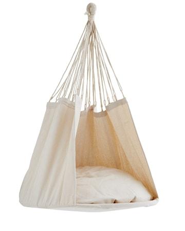 Hængestol Ø 80 cm - Off white