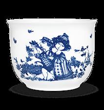 Ytterkruka, Rosegarden, blå, H 12 cm