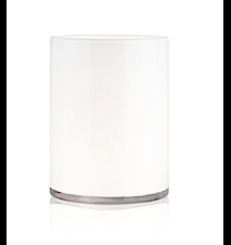 Hurricane lamp - Vit