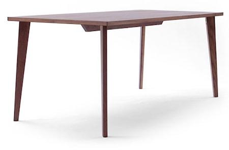 Mint Quattro 250 matbord - Valnöt