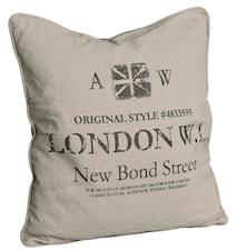 London Kuddfodral + innerkudde