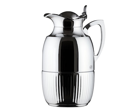Juwel Plissé termoskanna krom 1 liter
