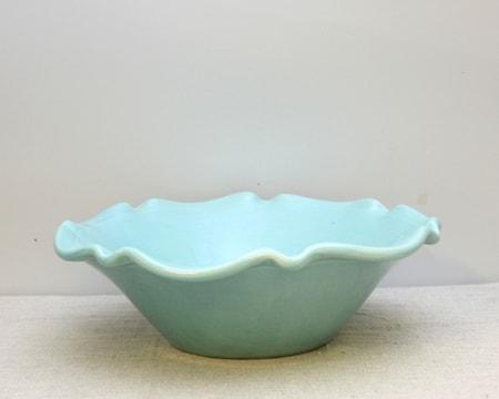 Gerbera Provence Kulho Turkoosi 33×10,5 cm