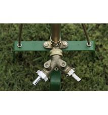 Insats för varmvatten till Trädgårdsdusch