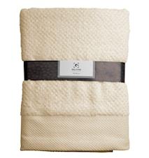 Handduk 100% Bomull Sand 140x70 cm