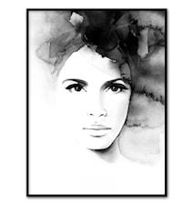 Pretty Anne poster 30x40
