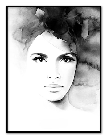 Bild av Magdalena Tyboni Design Pretty Anne poster 30x40
