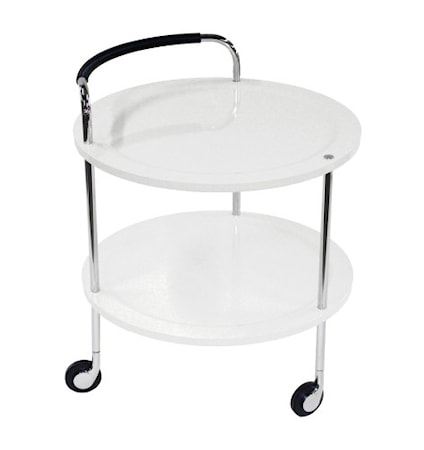 SMD Design - Trolley rund - Vit