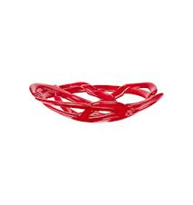Basket Skål Röd Ø 38,5 cm
