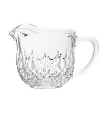 Mjölkkanna Glas 8x8 cm
