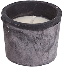 Ljus i mosskruka, grå