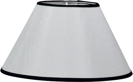 Bild av PR Home Empire Lampskärm Silke bomull 25 cm