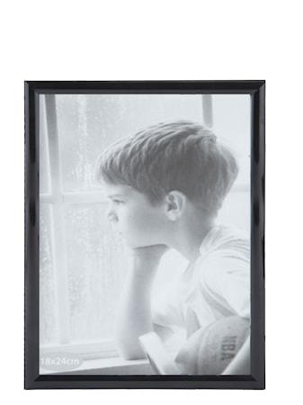 Bild av KJ Collection Tavelram Svart 24x18 cm